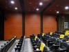 AUDITORIO GECOLSA (Medellín, Antioquia) - Diseños acústicos.  <br> Diseño sistemas de audio, video, iluminación ambiental, control y automatización.