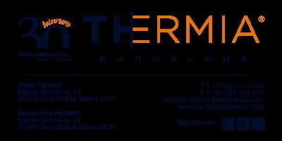 Etiqueta thermia
