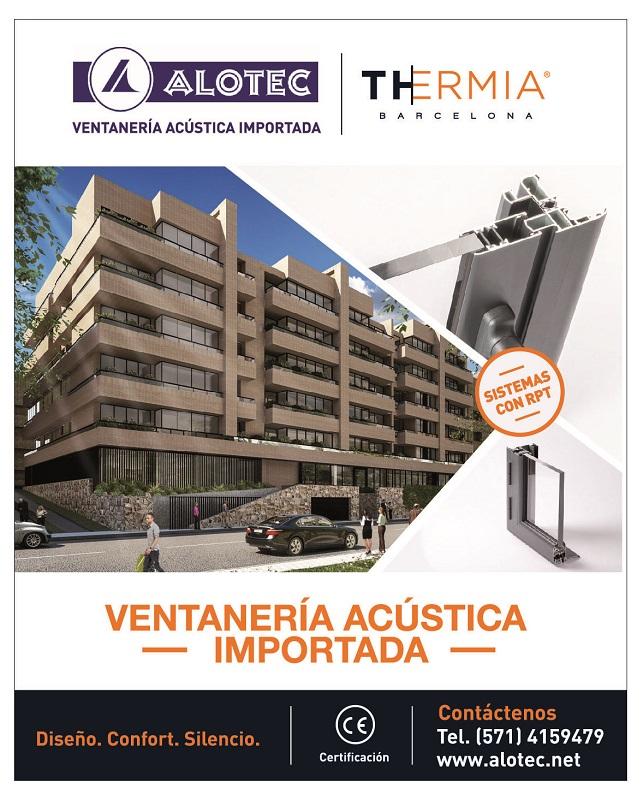 ventanas thermia folleto promocional