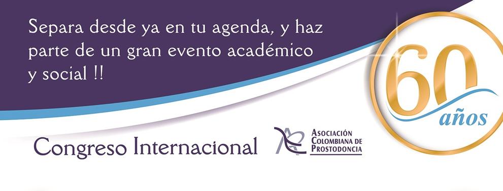 Congreso Internacional 60 años