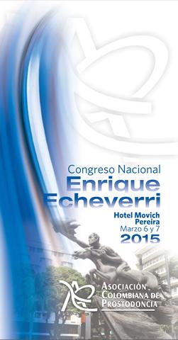 Congreso Nacional Postodoncia 2015