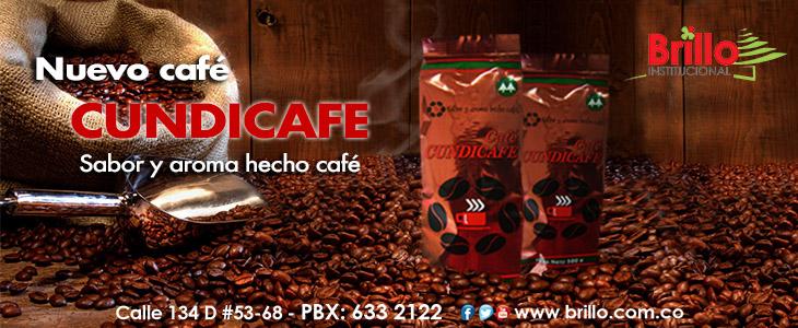 Nuevo café Cundicafe