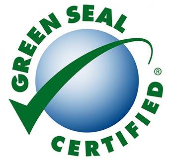 Certificación de productos Twist´n Fill, Green Seal
