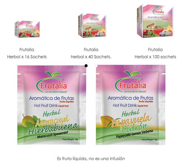 presentación herbal