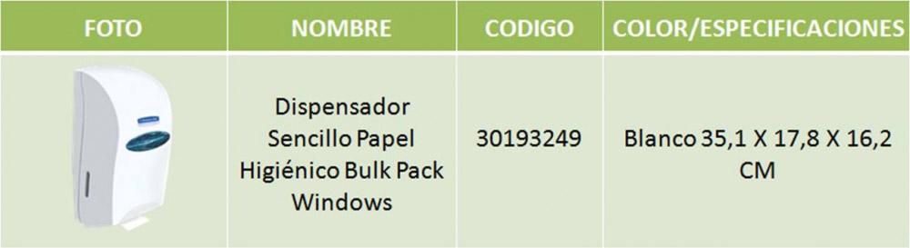 DISPENSADOR 30179062