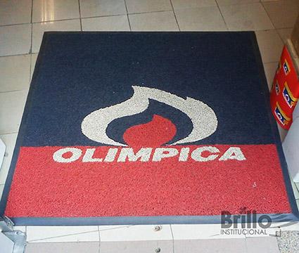 tapete atrapamugre Olimpica - Tráfico pesado - Super Duty