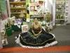Tienda del corredor en FERIA DE LAS COLONIAS - Muestra de vestimenta t�pica de la regi�n presentandose junto con los productos.Feria del 2008