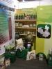 Tienda del corredor en FERIA DE LAS COLONIAS - Imagen del Stand y los productos en el mismo.Feria del 2008