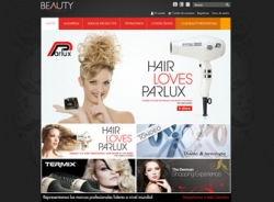 paginas web de Beauty Accesories