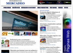 paginas web de Mercadeo en Internet